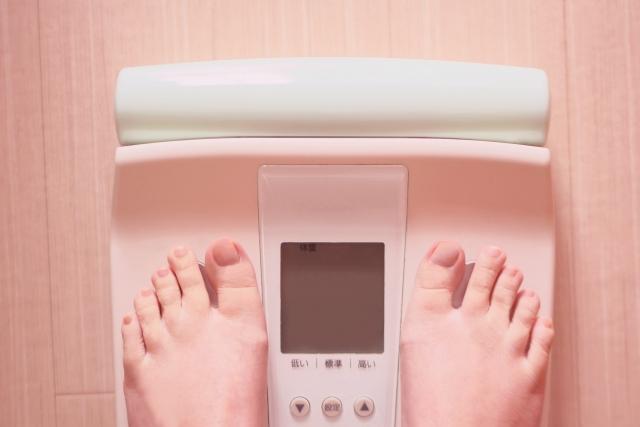 40代女性理想体重